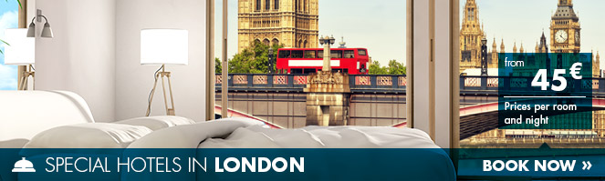 Special Hotels in London