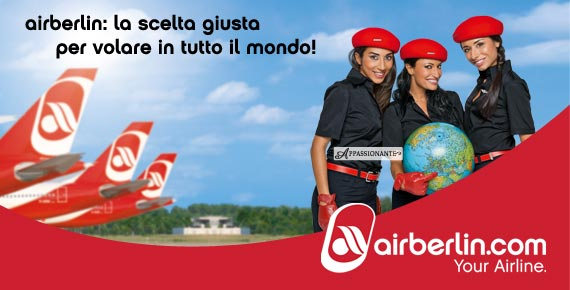 airberlin - Your airline.